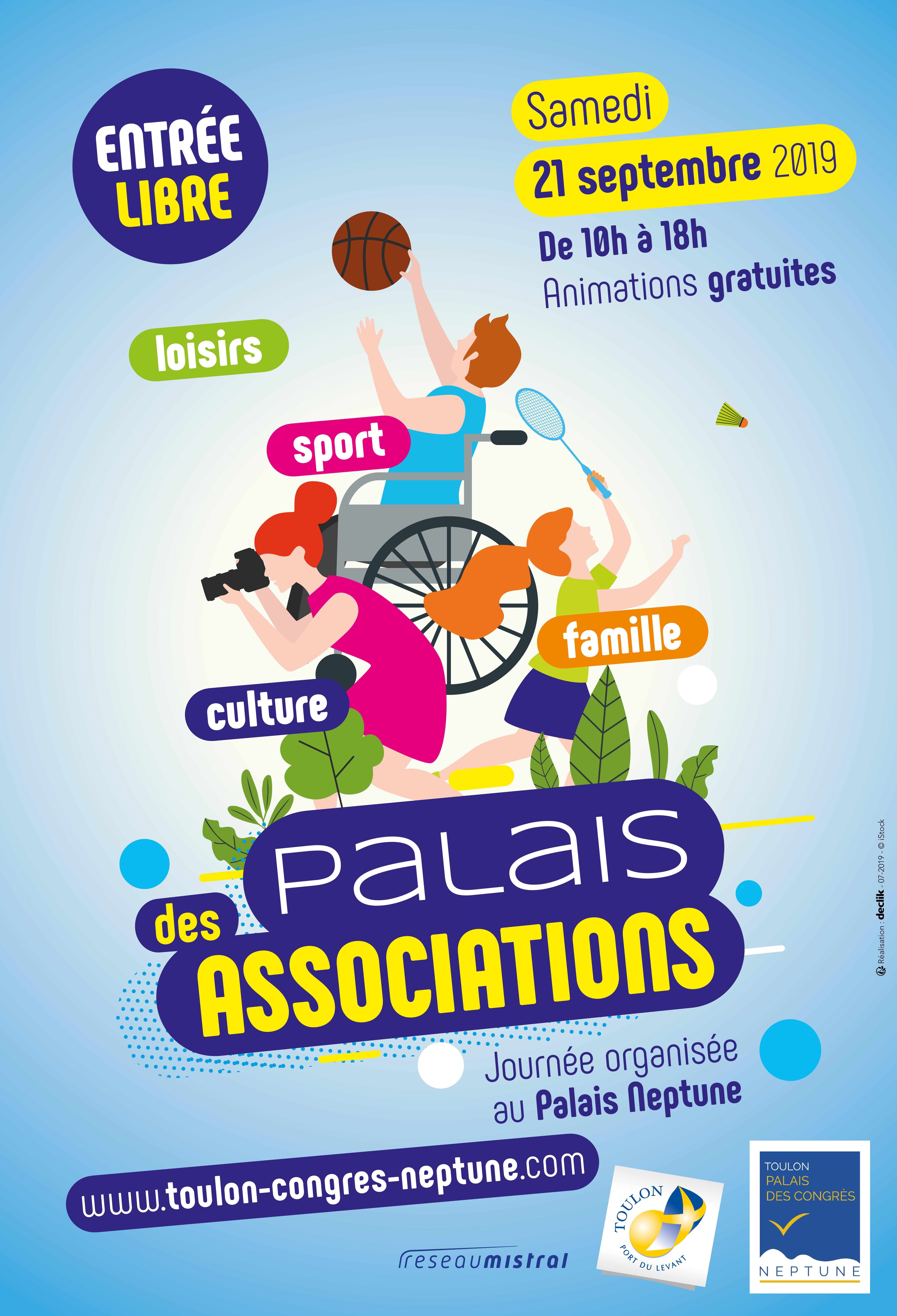 Journées du Patrimoine - Palais des Associations