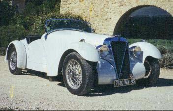 MDU 1936 roadster