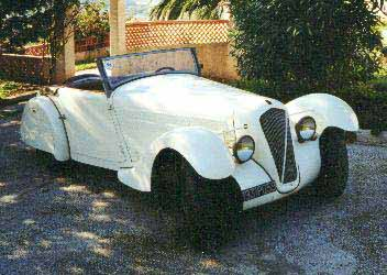 OLC3 1939 cabriolet